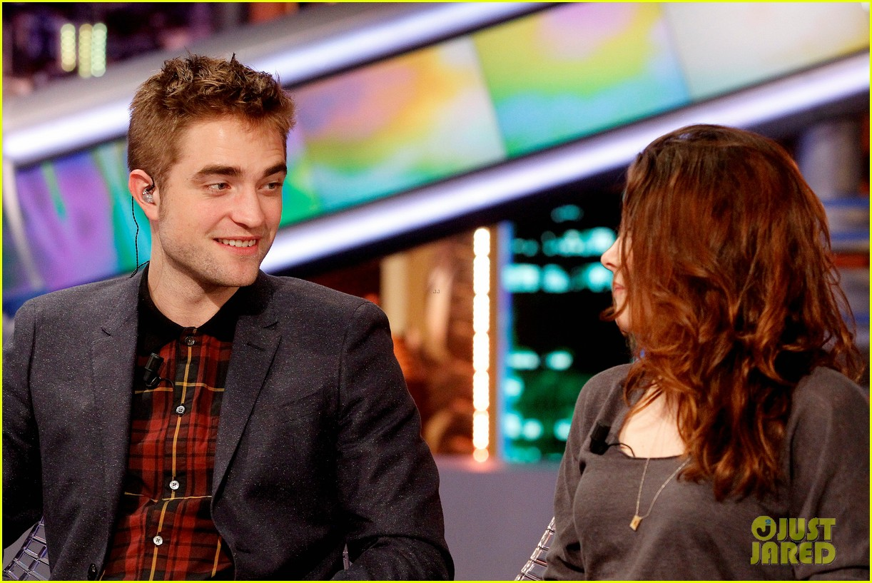 kristen stewart robert pattinson el hormiguero in spain 23