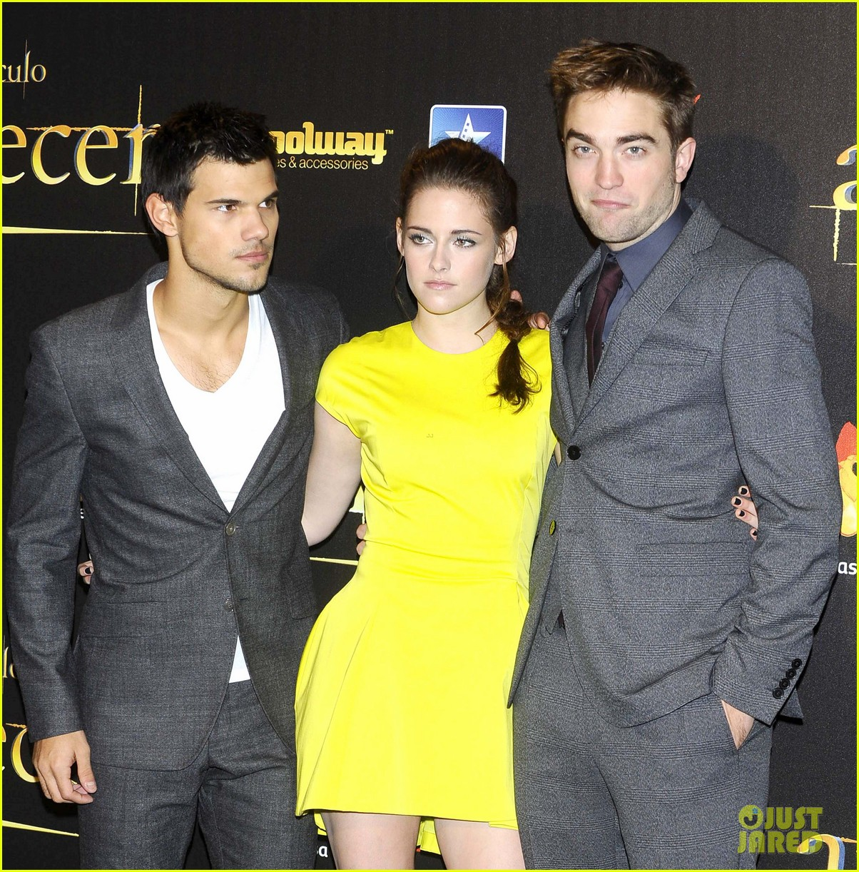 kristen stewart robert pattinson breaking dawn madrid premiere 02