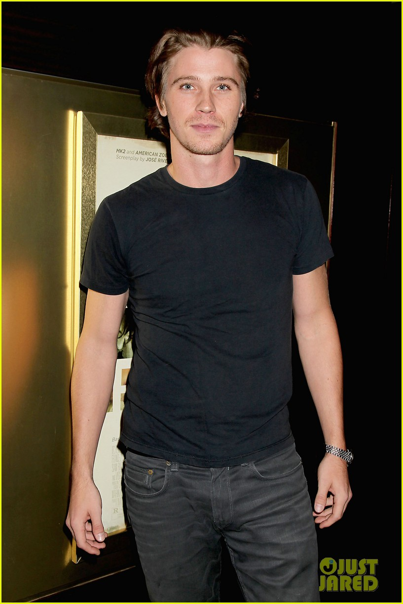 kristen stewart garrett hedlund on the road nyc screening 09