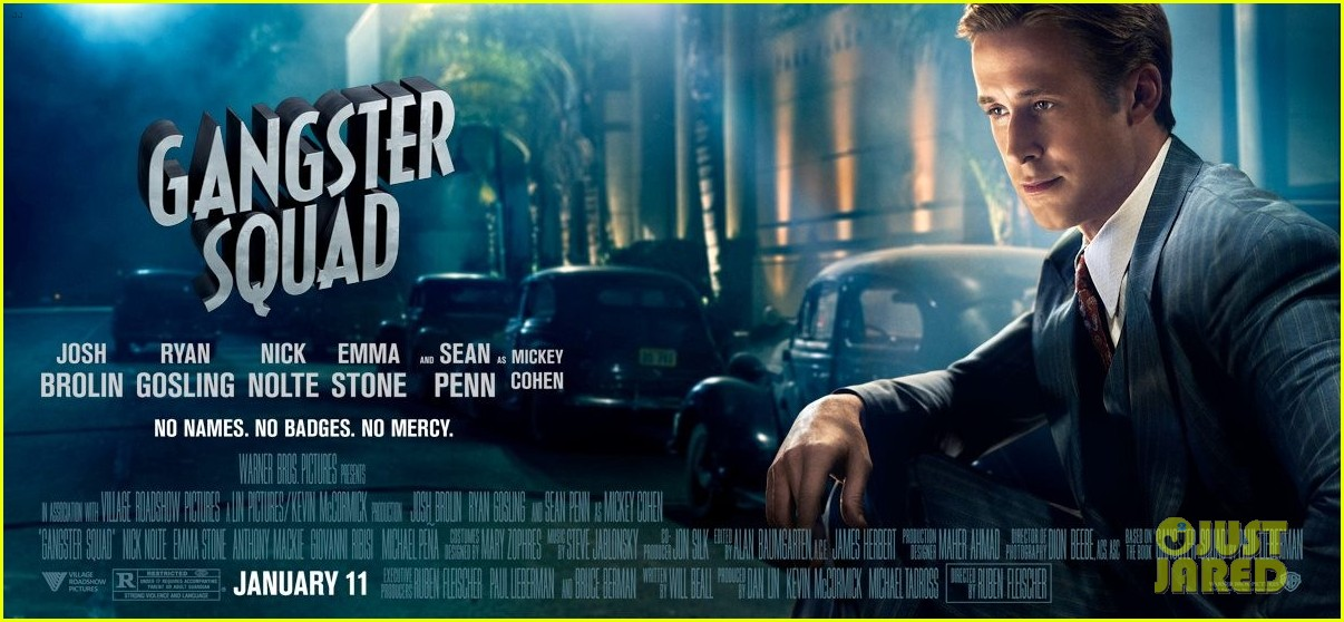 emma stone new movie 43 gangster squad posters 032756711