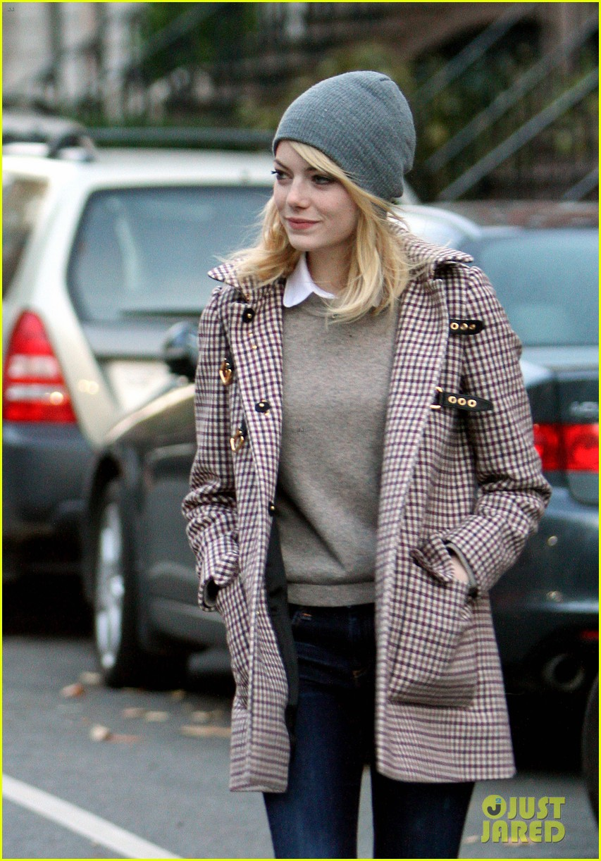 emma stone andrew garfield chelsea couple 022757713