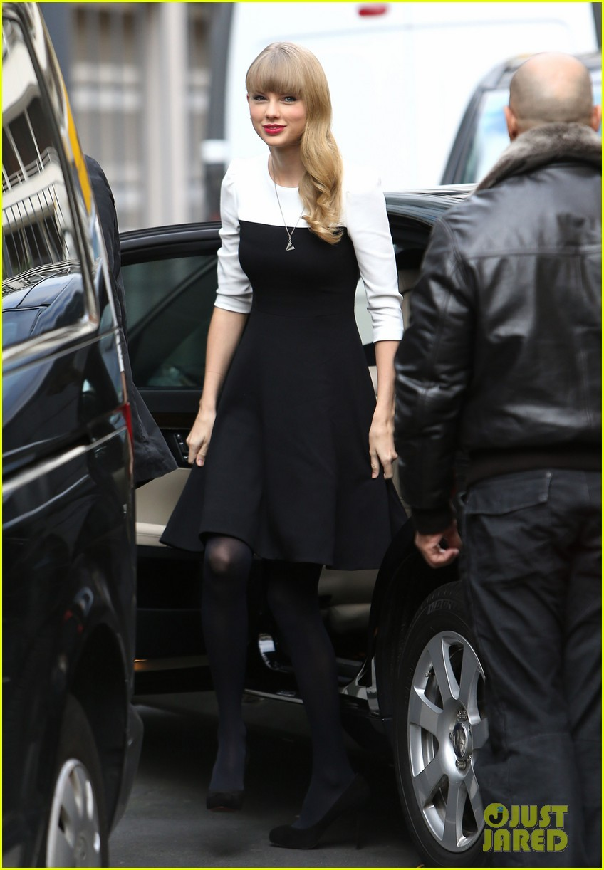 taylor swift nrj radio promo stop 122753565