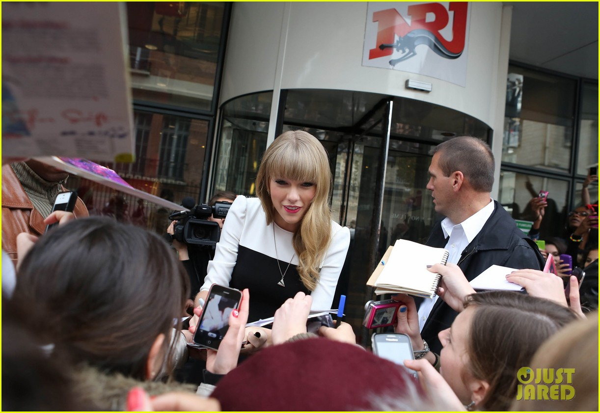 taylor swift nrj radio promo stop 20