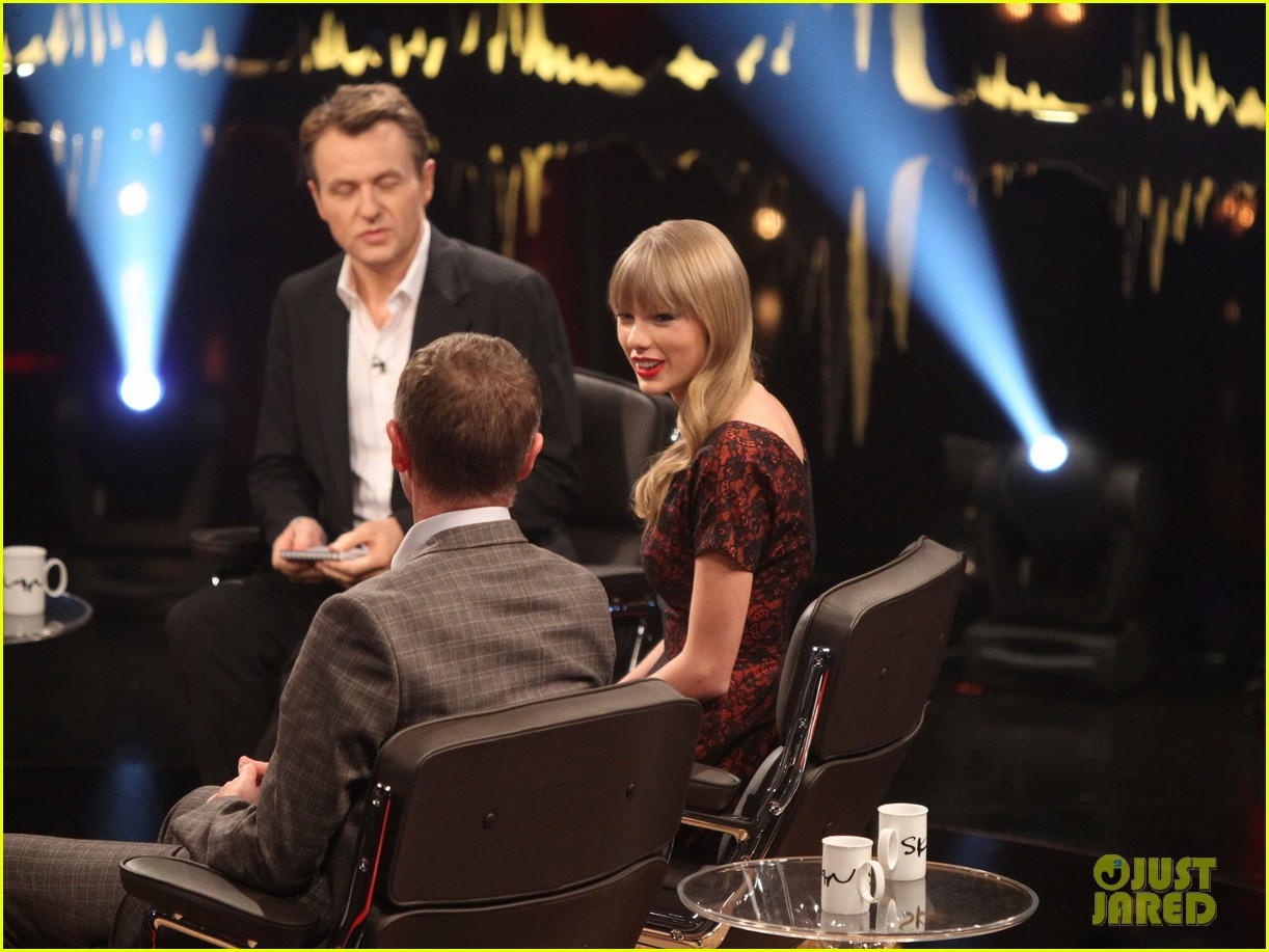 taylor swift skavlan london 24