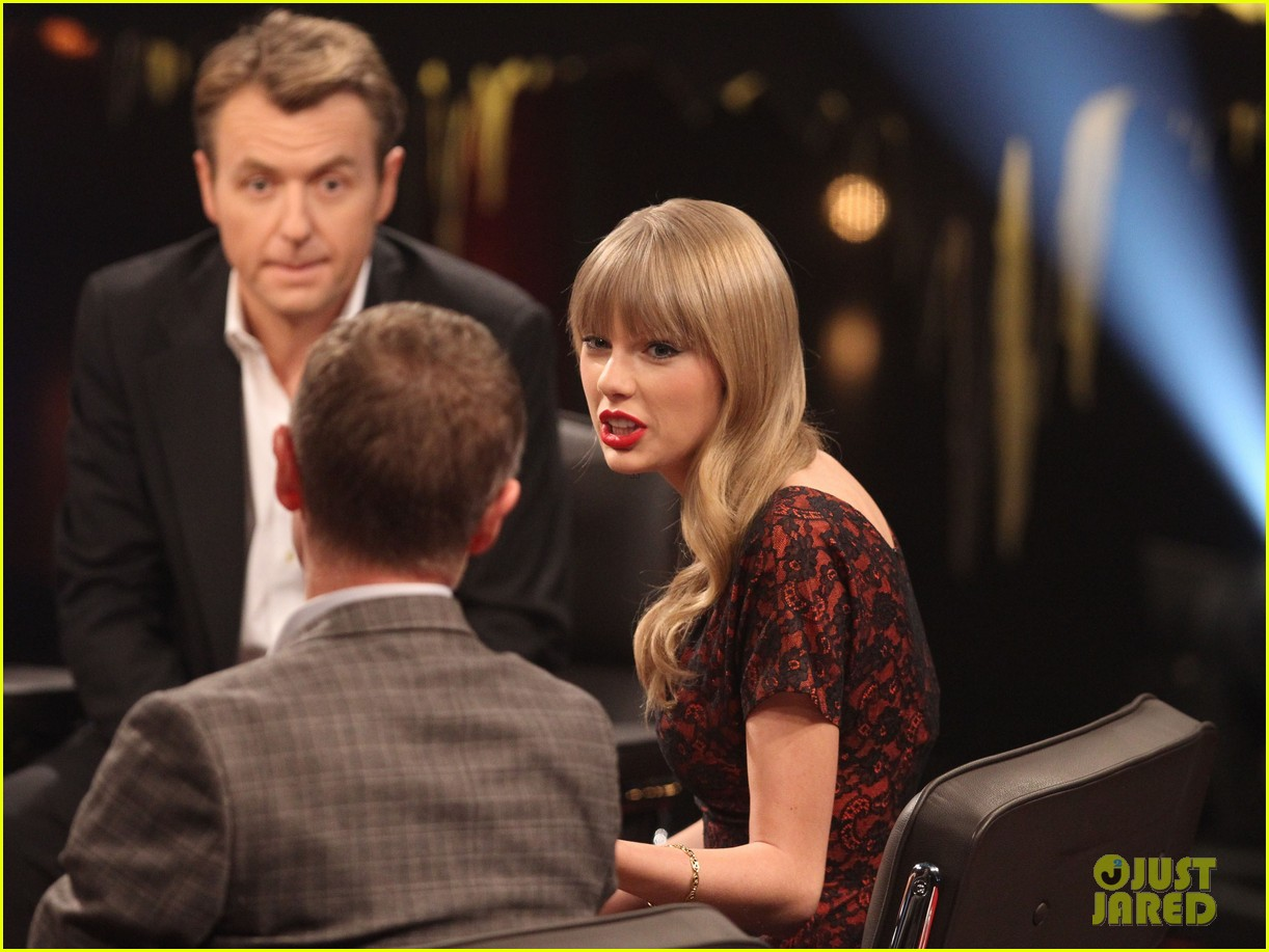 taylor swift skavlan london 25