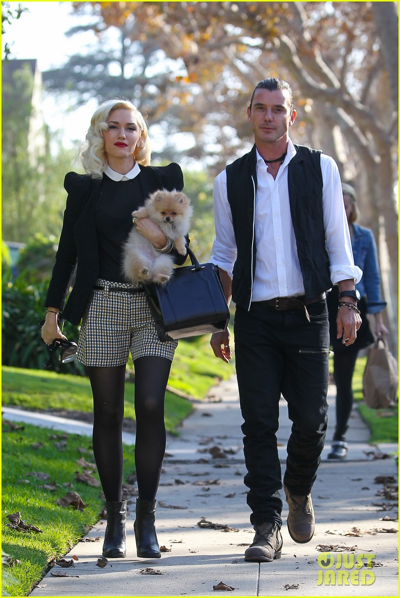 gwen stefani thanksgiving family 17