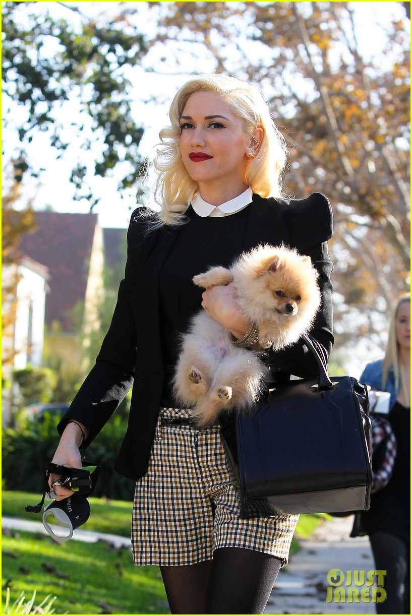 gwen stefani thanksgiving family 232762589