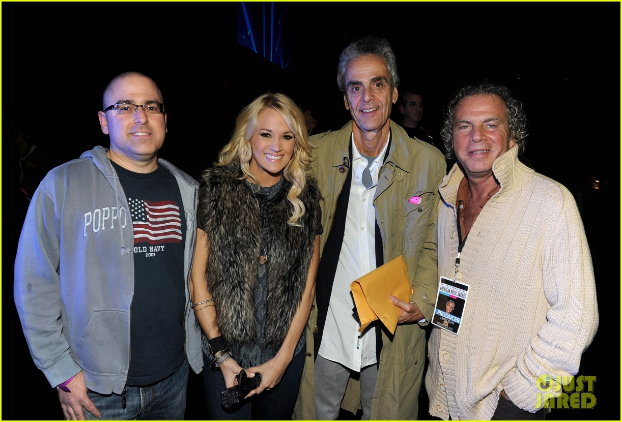 carrie underwood amas rehearsals 2012 08