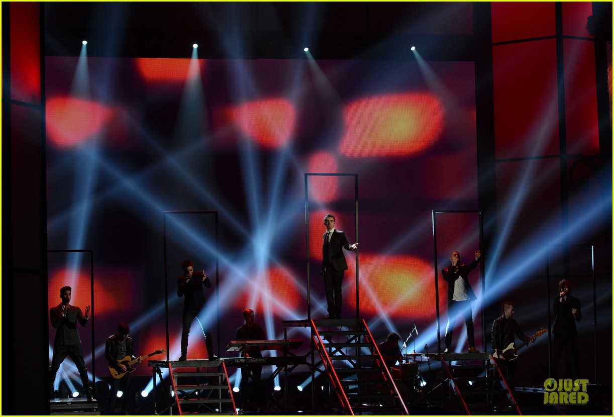 the wanted i found you amas performance 13