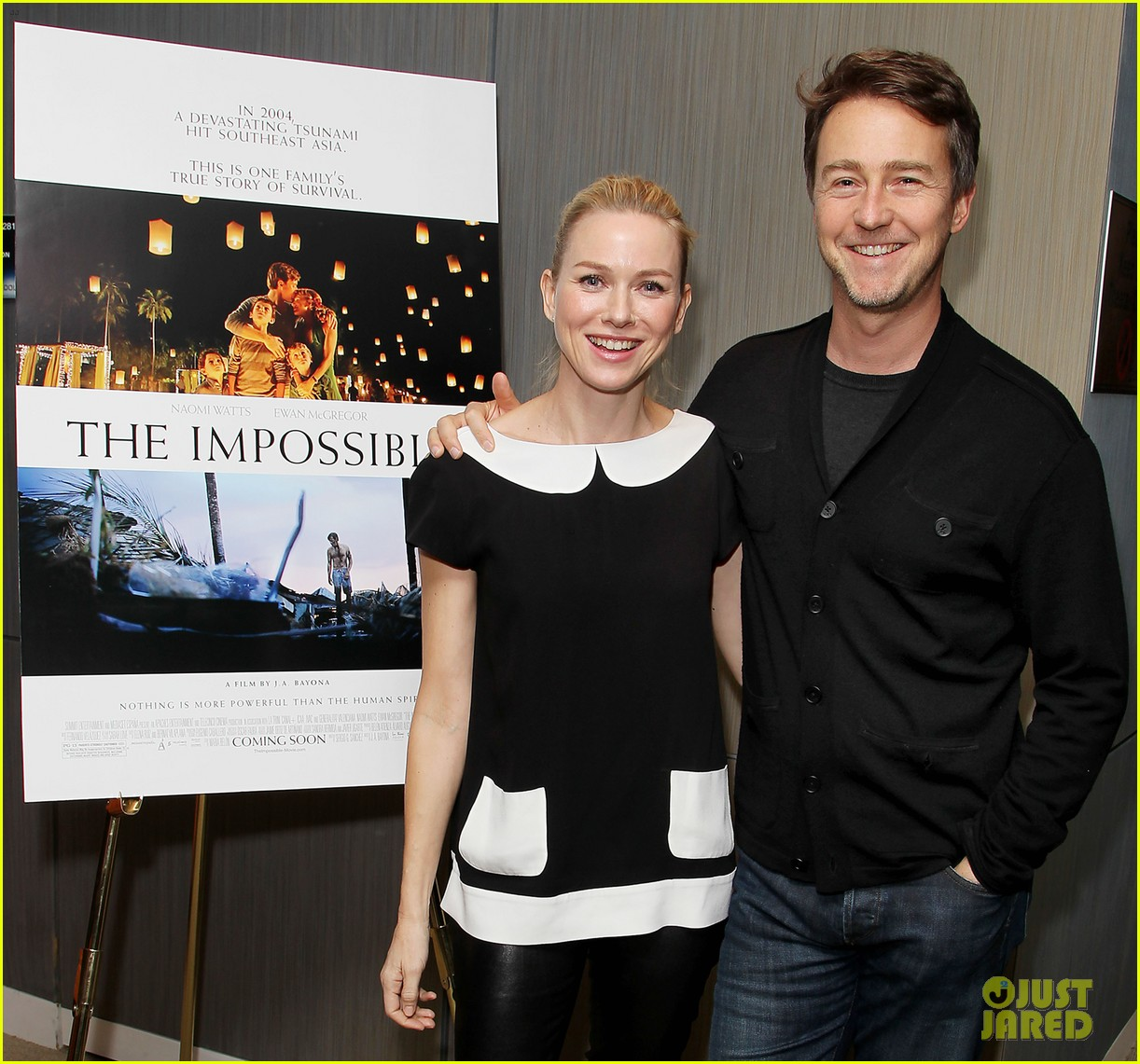 naomi watts edward norton the impossible screening 02