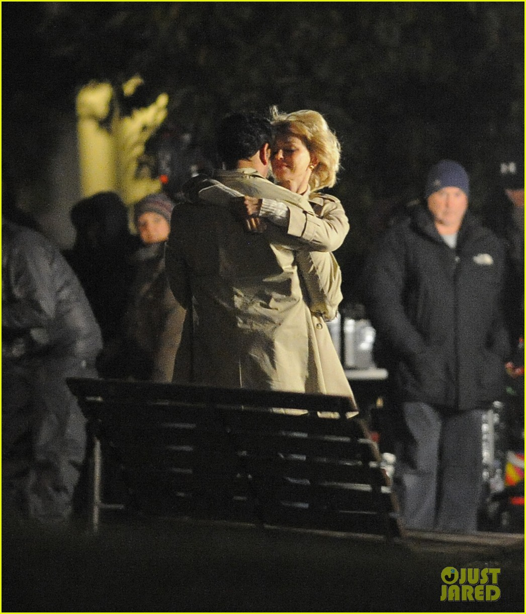 naomi watts on set of princess diana biopic 08