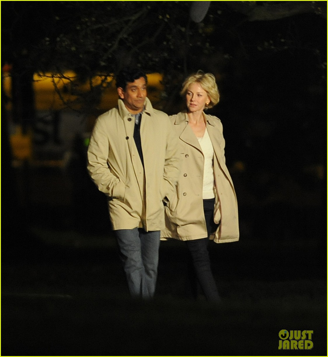 naomi watts on set of princess diana biopic 09