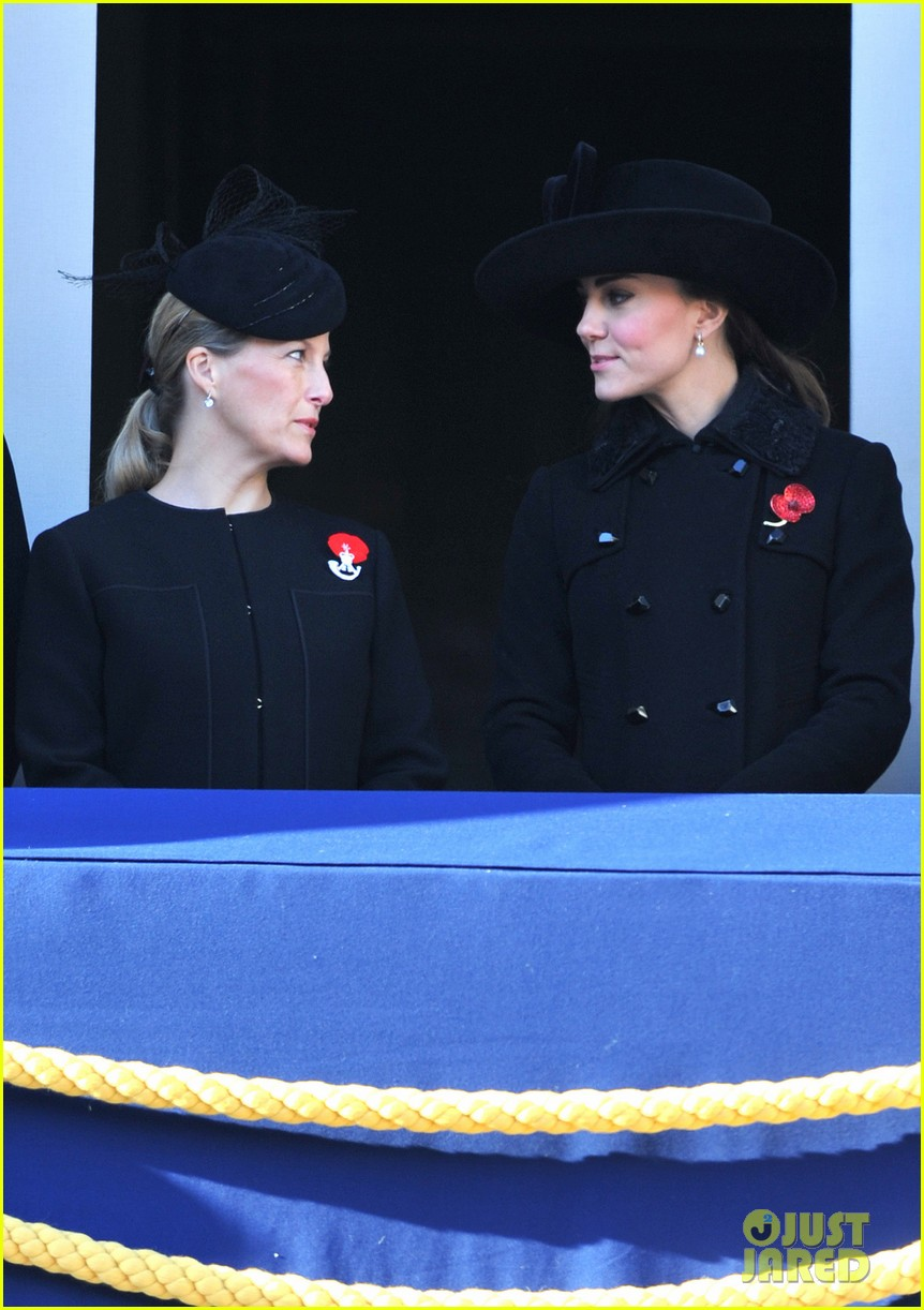 prince william duchess kate remembrance sunday observations 01