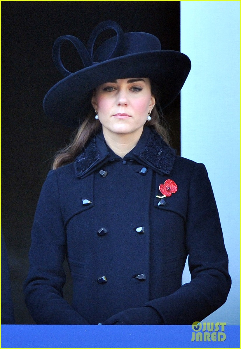prince william duchess kate remembrance sunday observations 03