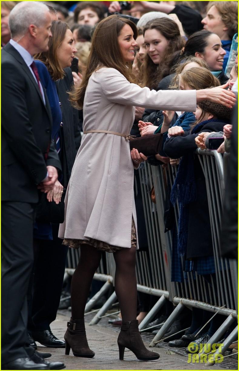prince william duchess kate cambridge senate house visit 01