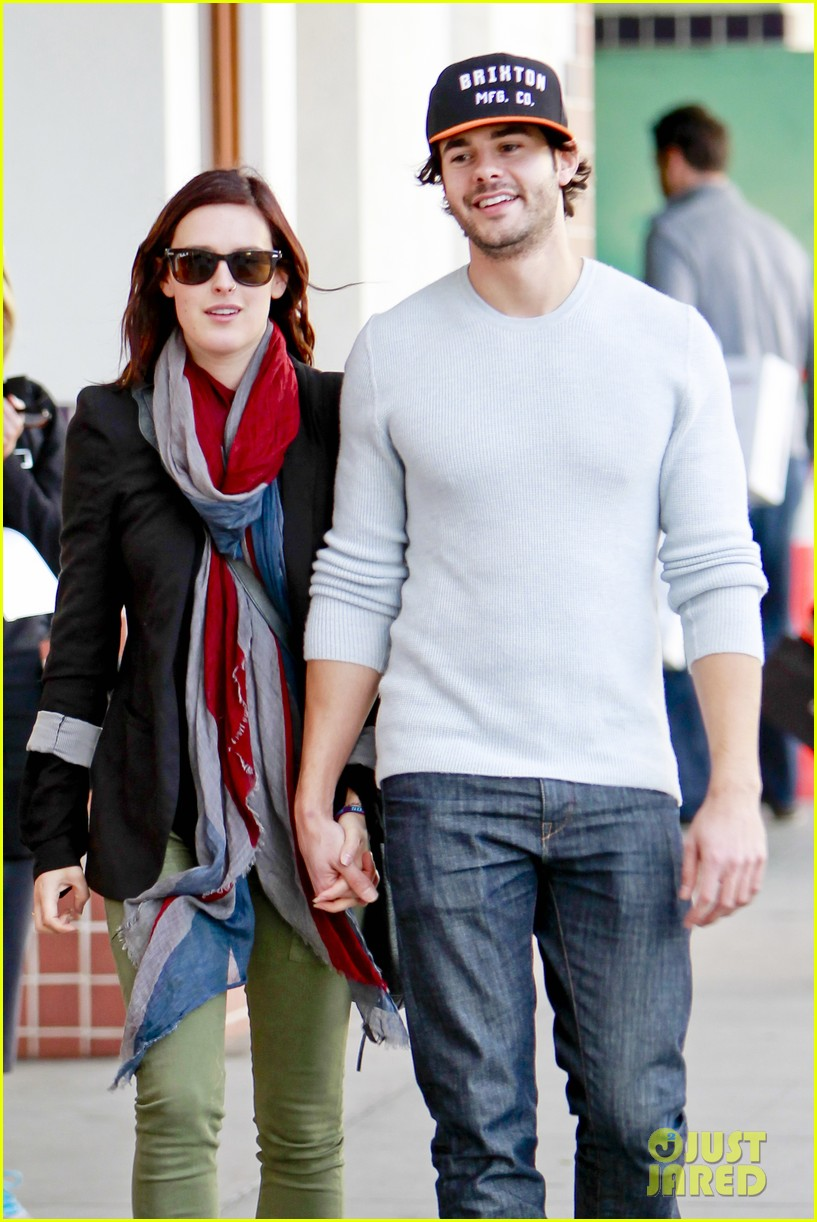 rumer willis jayson blair romantic walk beverly hills 05
