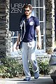 emma stone andrew garfield west hollywood work out pair 03