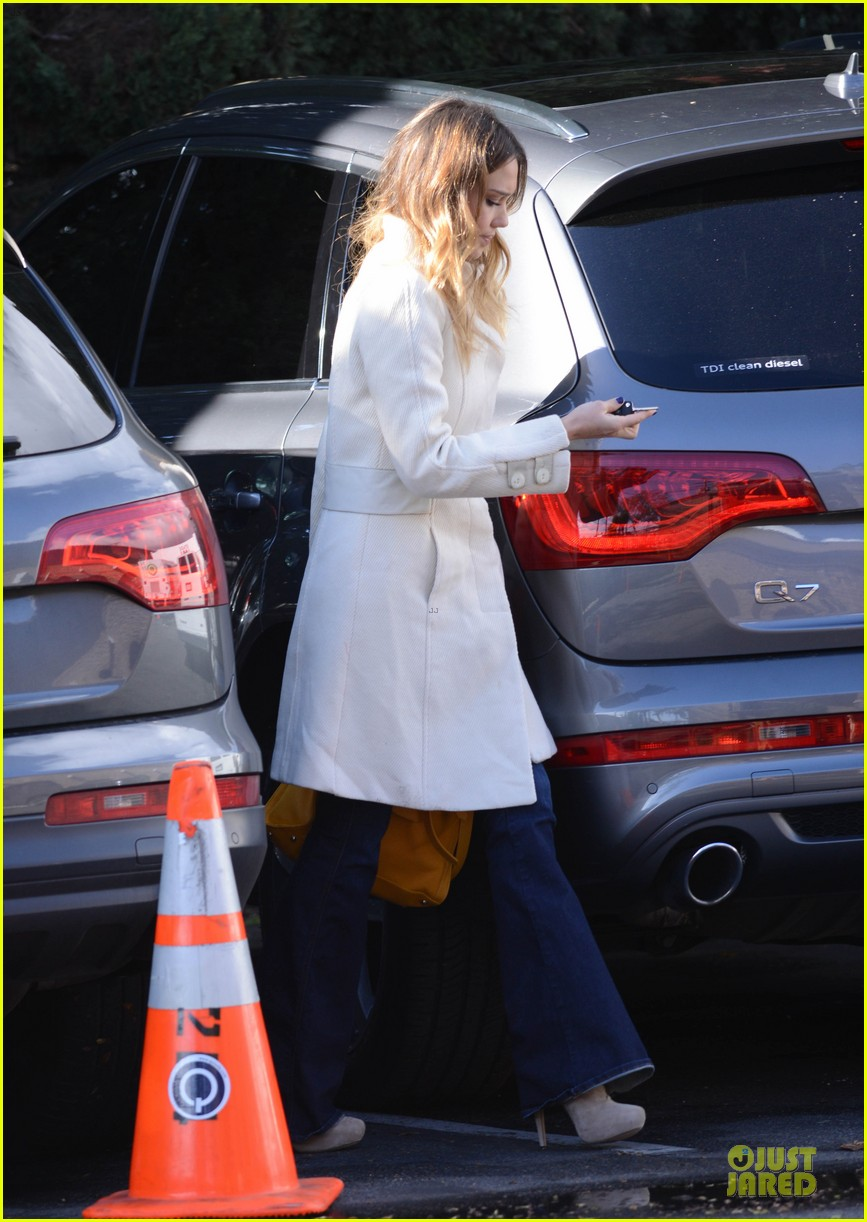 jessica alba hollywood film studio stop 032778208