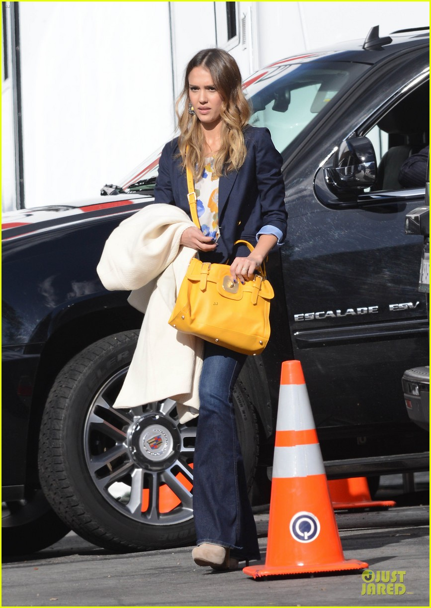 jessica alba hollywood film studio stop 15