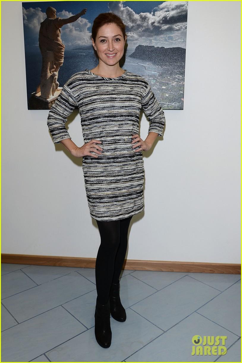 sasha alexander edoardo ponti capri hollywood film fest 01