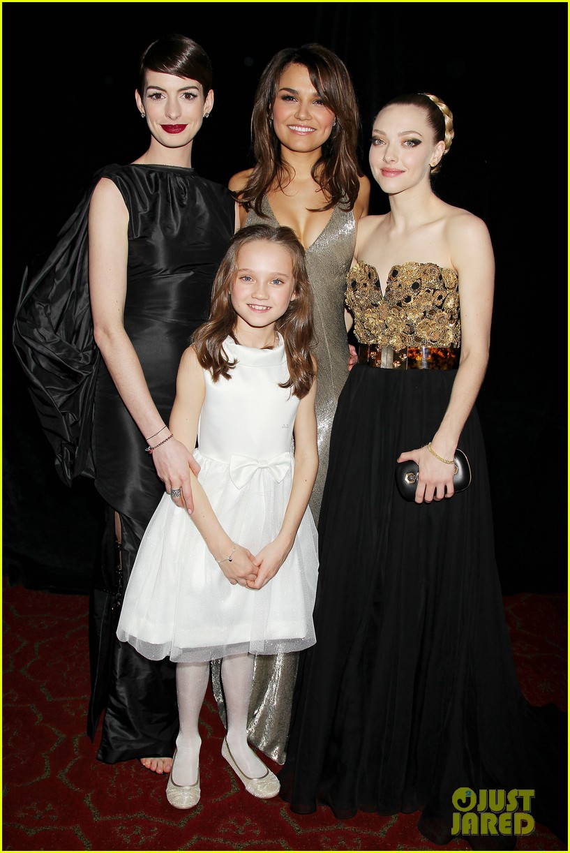 anne hathaway les miserables new york premiere 162773271