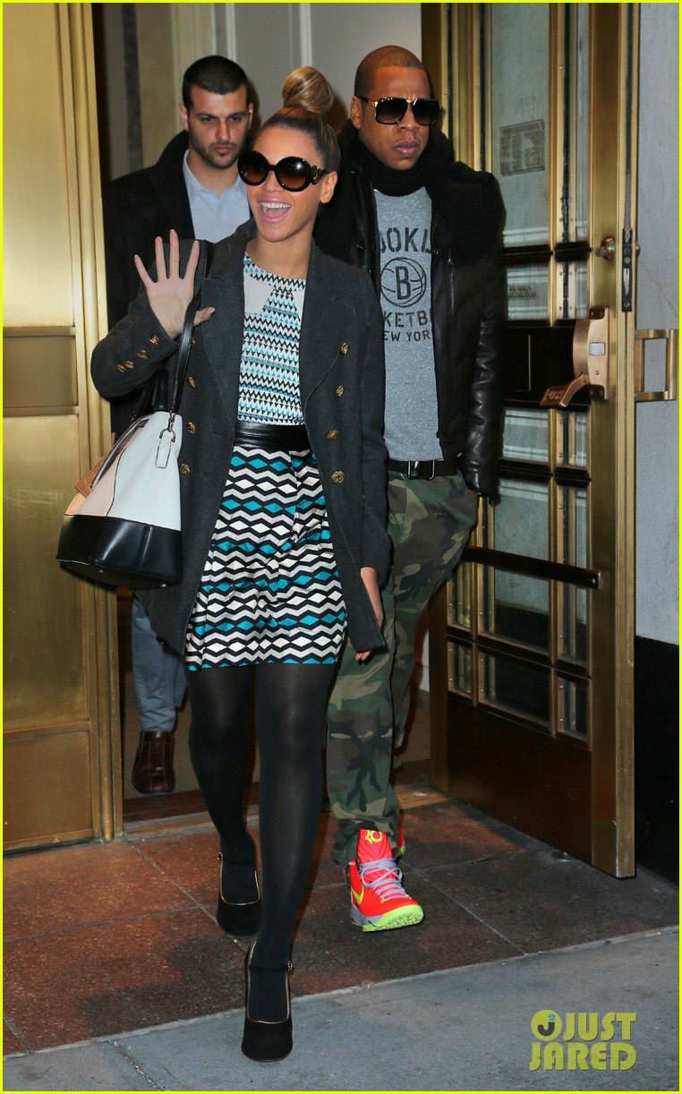 beyonce jay z christmas eve holiday shopping 04