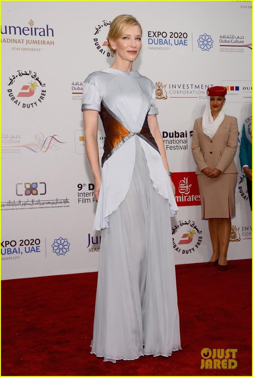 cate blanchett freida pinto dubai international film festival 2012 01