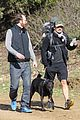 orlando bloom runyon canyon hike with flynn 27