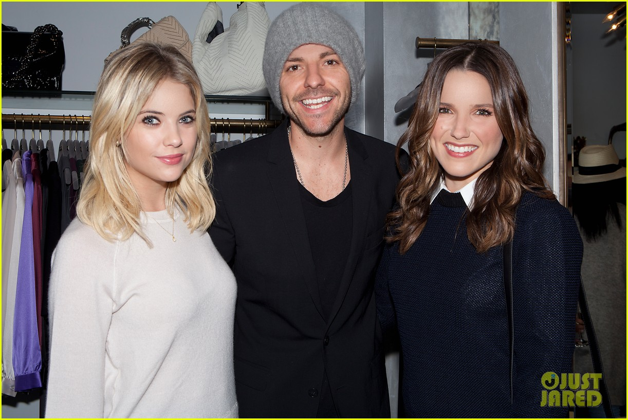 sophia bush monika chiang anniversary celebration 23
