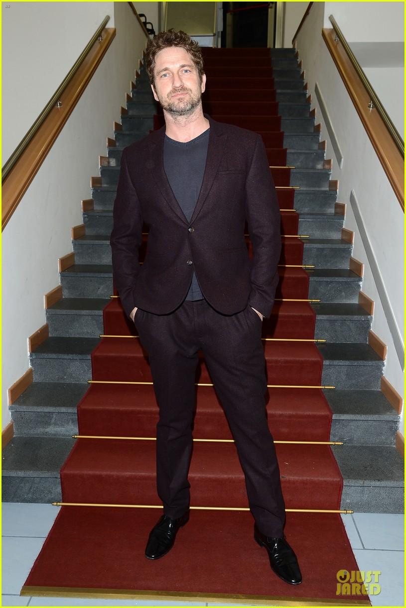 gerard butler capri hollywood film festival 04