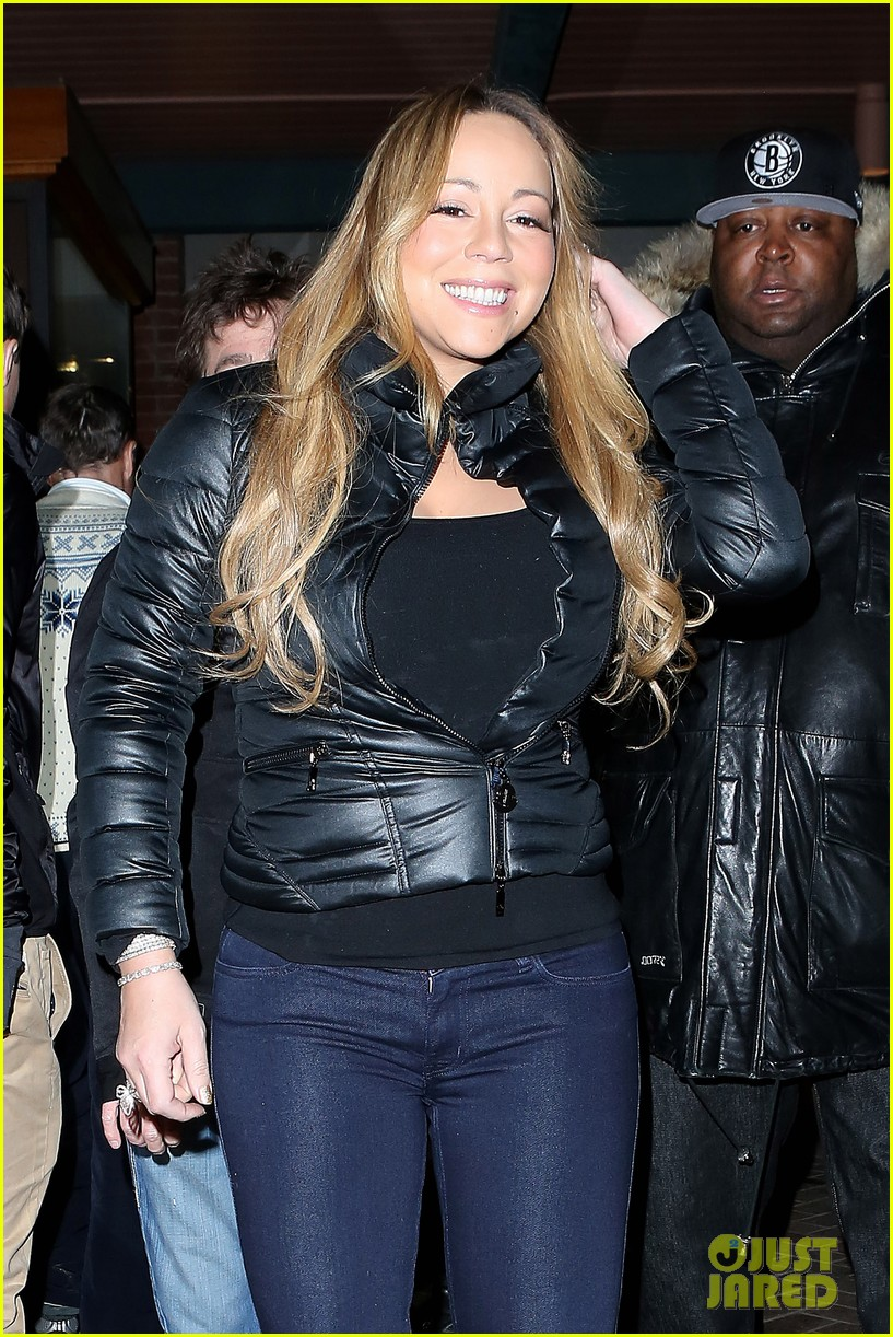 mariah carey im not letting anyone touch presents until christmas day 01