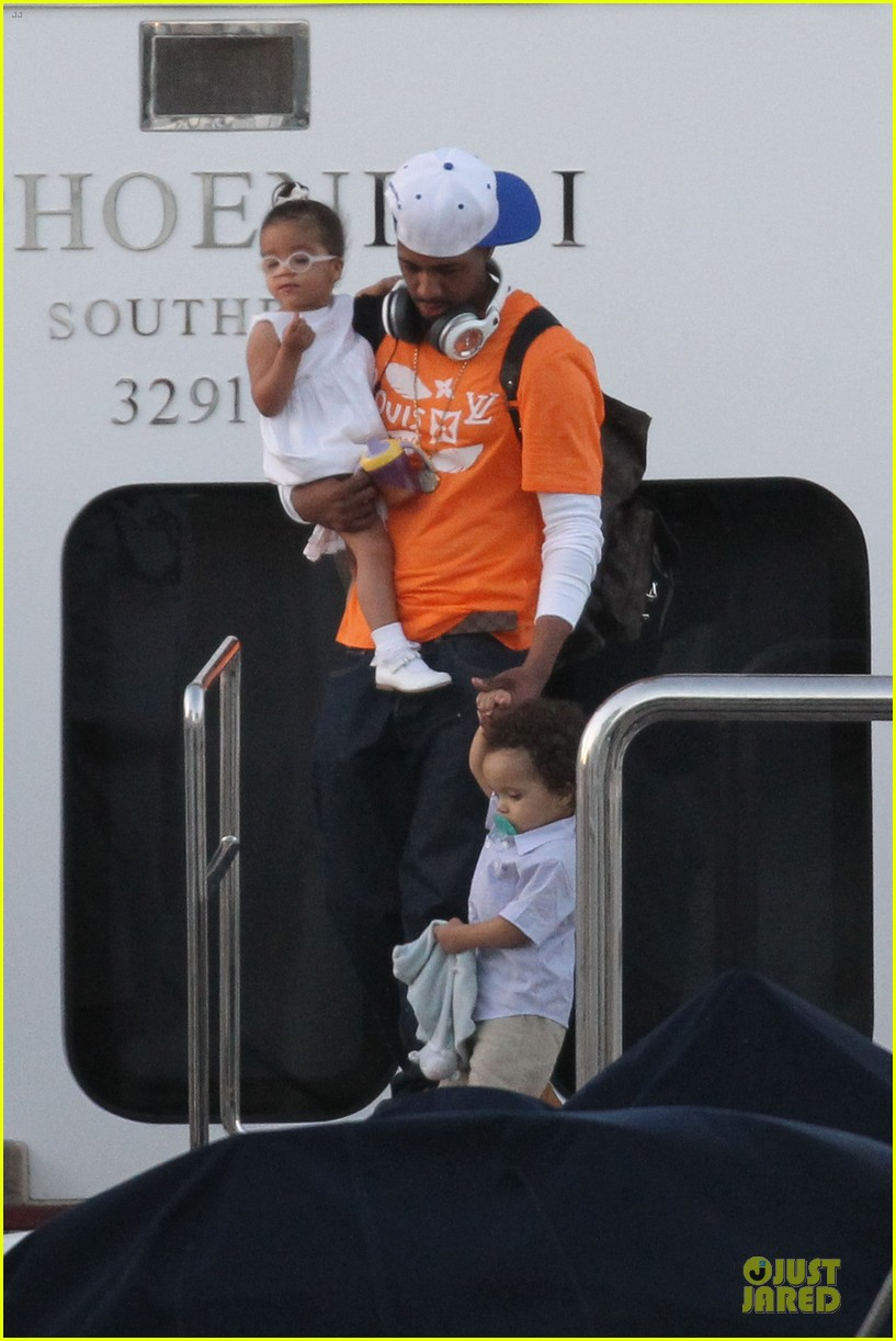 mariah carey & nick cannon australia sailing with the twins 06
