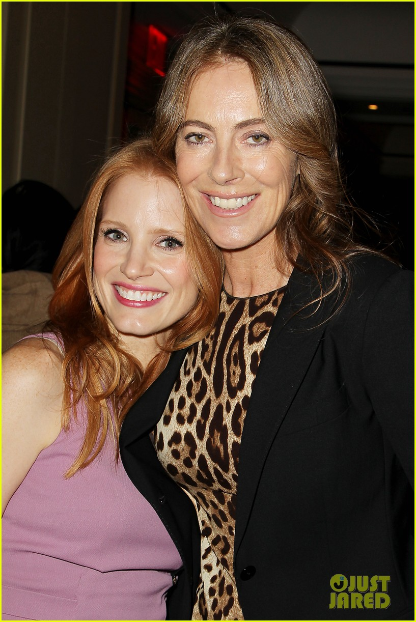 jessica chastain zero dark thirty celebration lunch 022770463