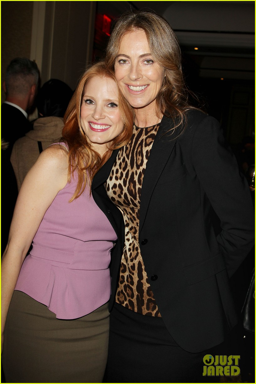 jessica chastain zero dark thirty celebration lunch 08