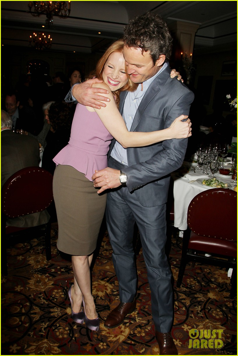 jessica chastain zero dark thirty celebration lunch 20