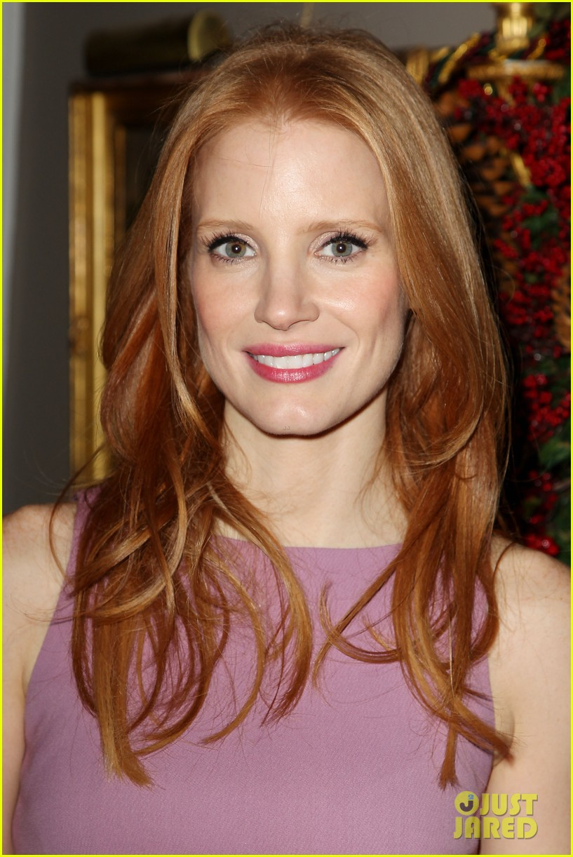jessica chastain zero dark thirty celebration lunch 232770484
