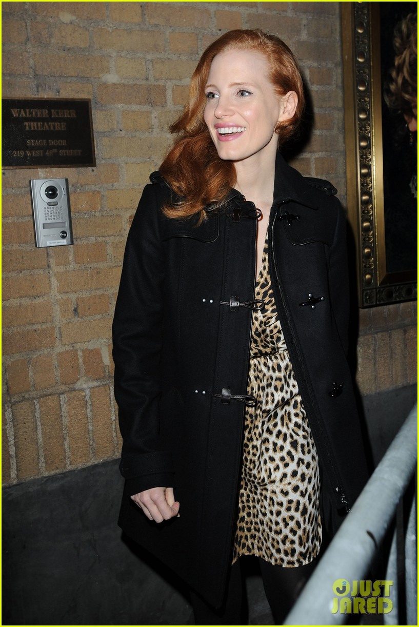 jessica chastain joining good people with james franco 13