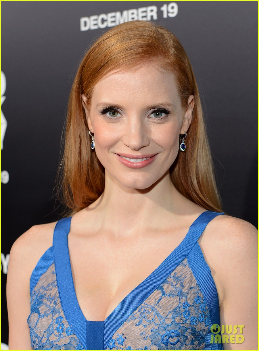 jessica chastain zero dark thirty premiere 10