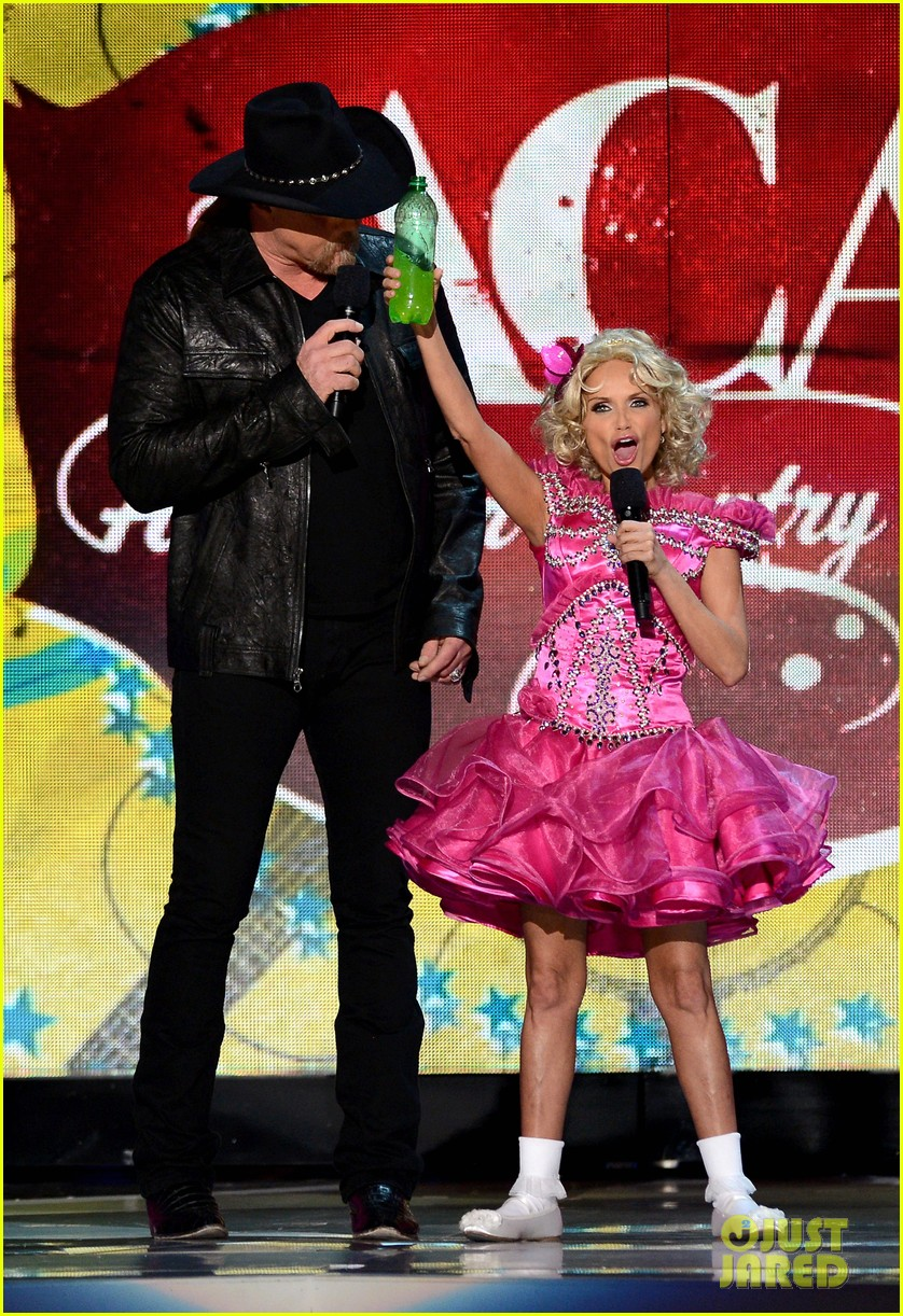 kristin chenoweth honey boo boo on acas 22