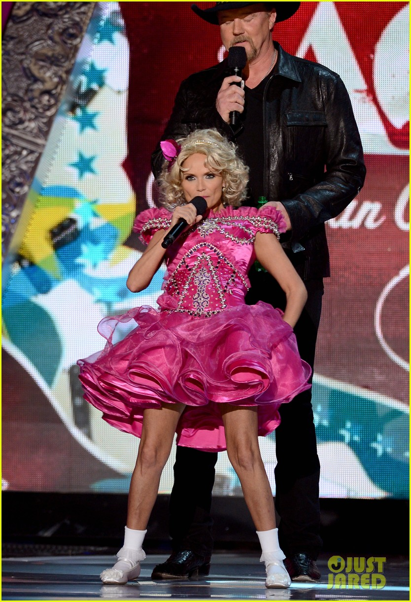 kristin chenoweth honey boo boo on acas 29