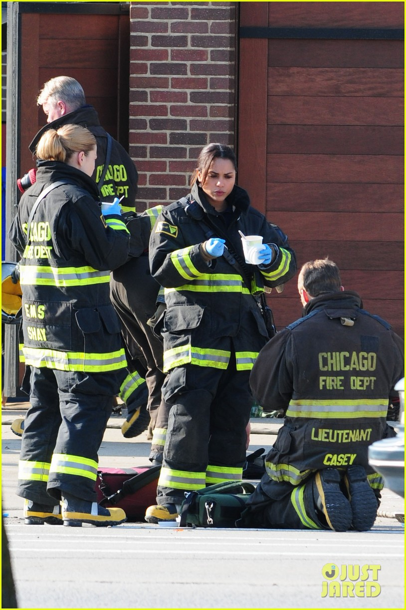 chicago fire filming 072767487