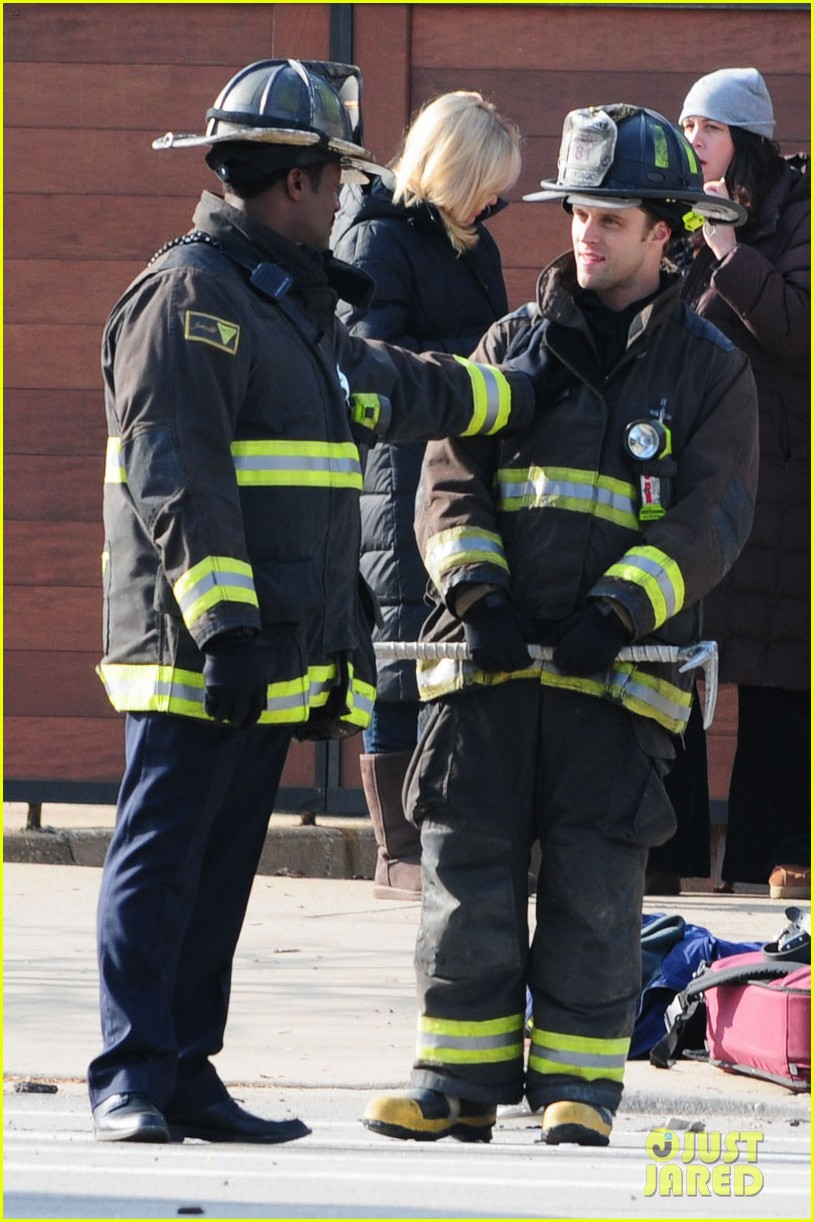 chicago fire filming 082767488