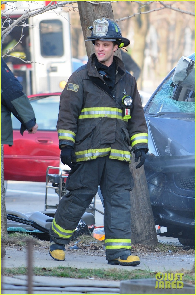 chicago fire filming 112767491