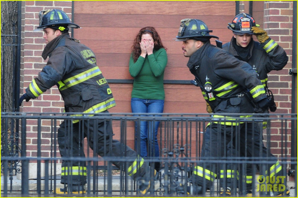 chicago fire filming 12