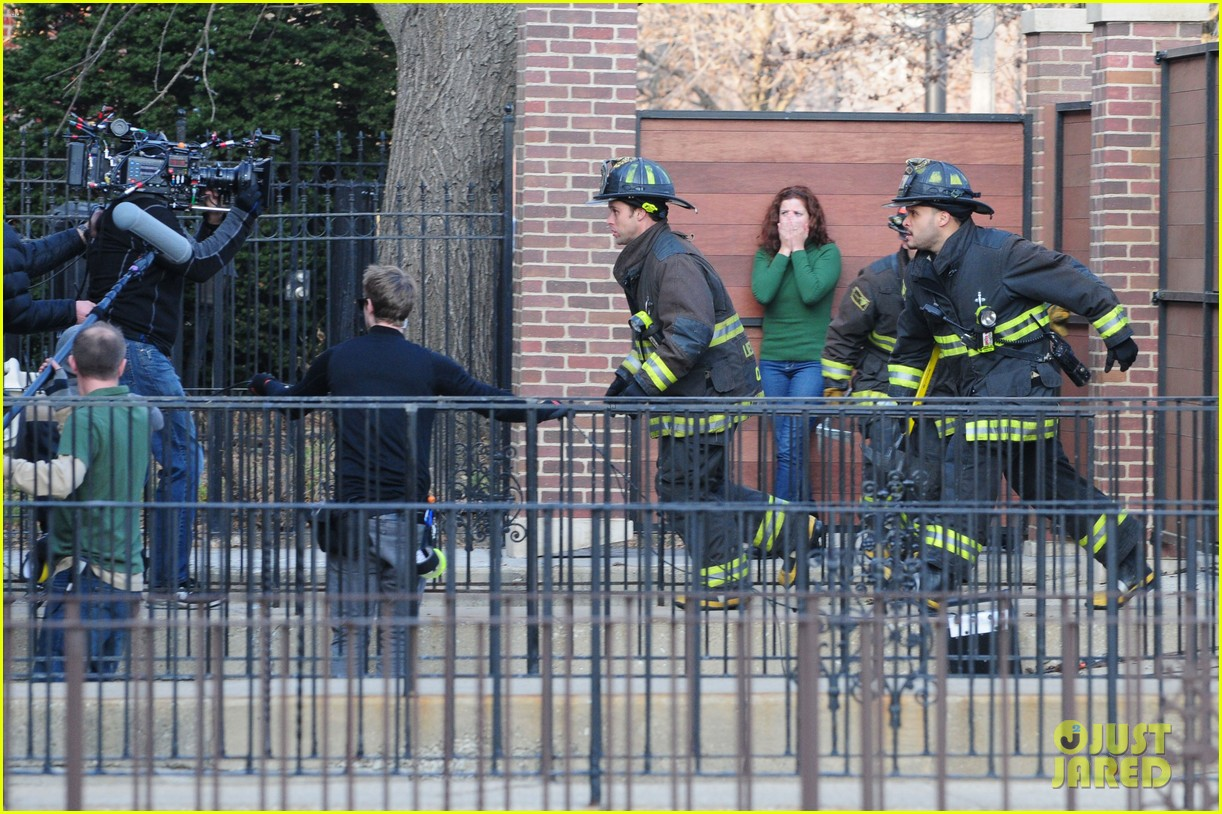 chicago fire filming 13
