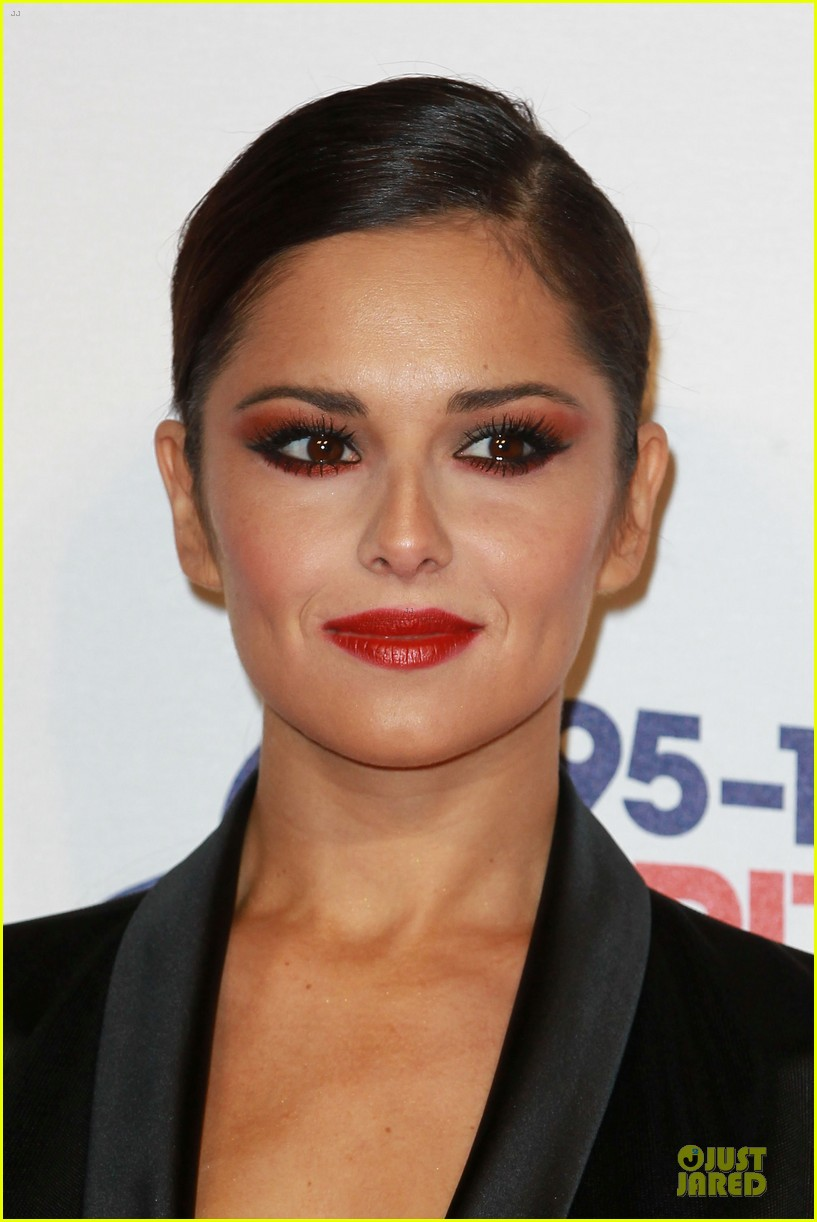 cheryl cole jingle bell ball attendee 17