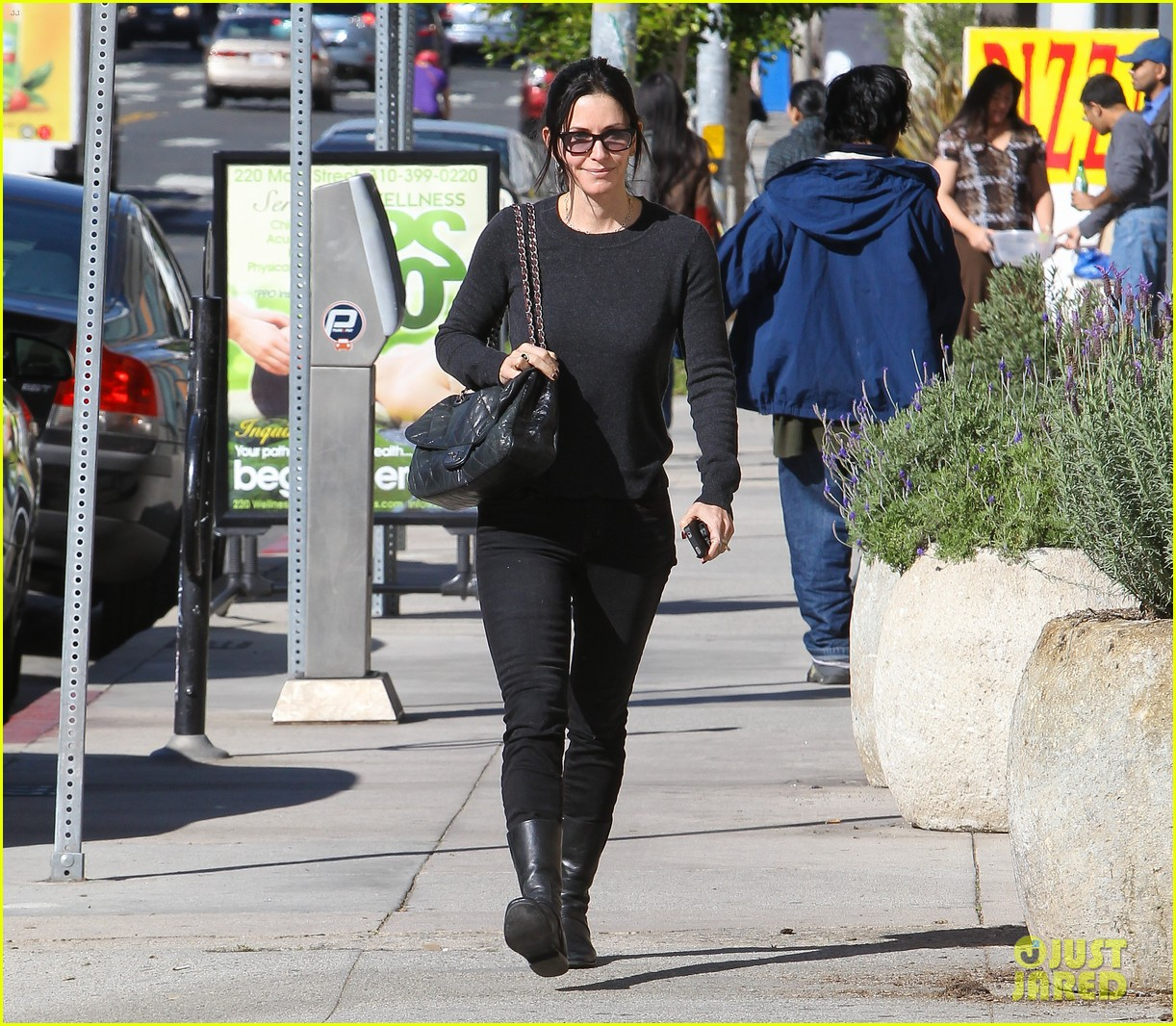 courteney cox cougar town filming 062779453