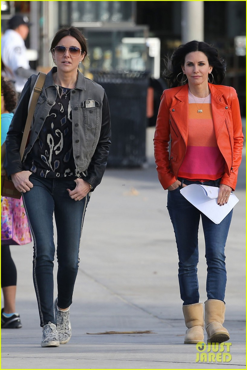 courteney cox cougar town filming 28