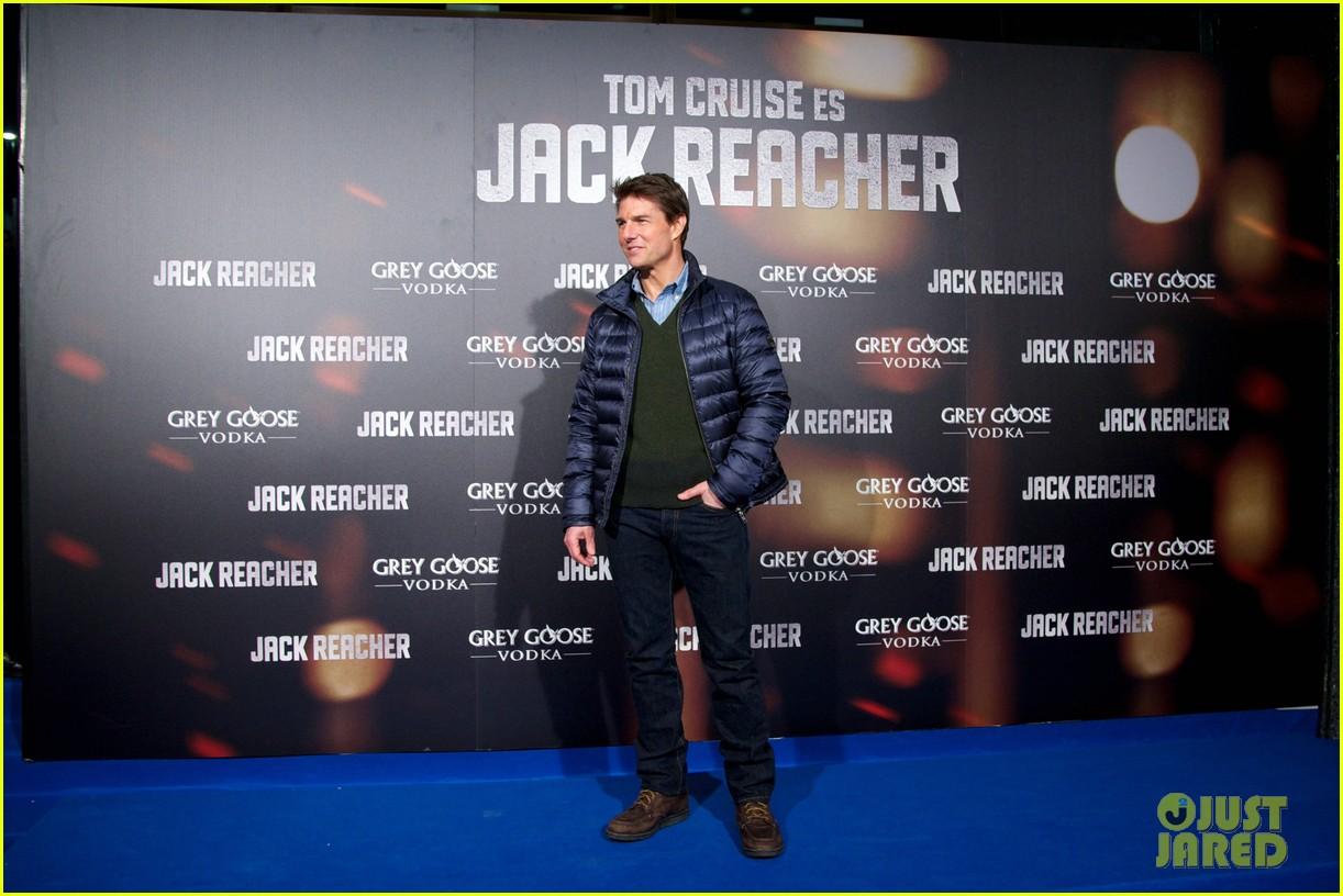 tom cruise rosamund pike jack reacher madrid premiere 08