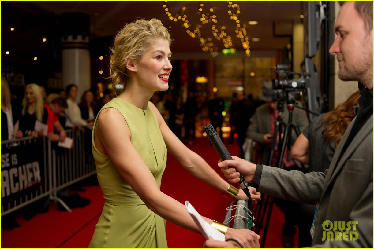 tom cruise jack reacher stockholm premiere 19